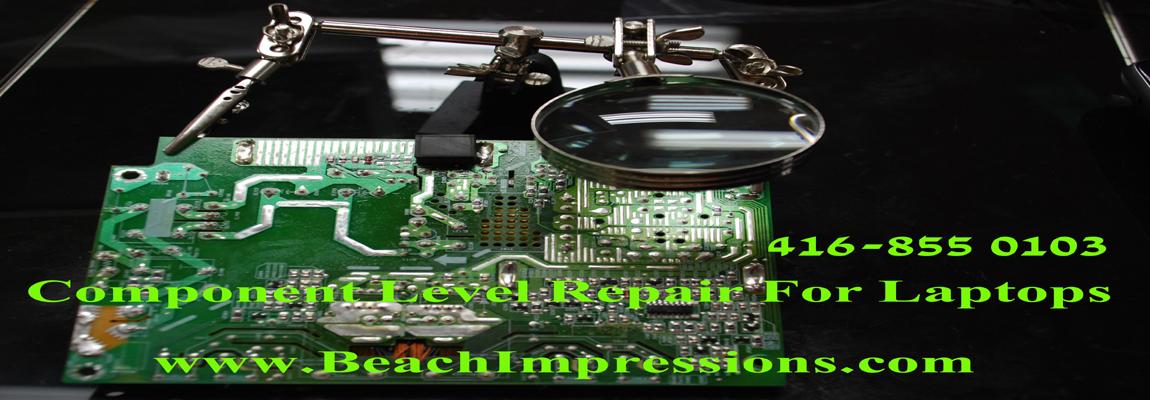 Beach Impression Computers Service Store